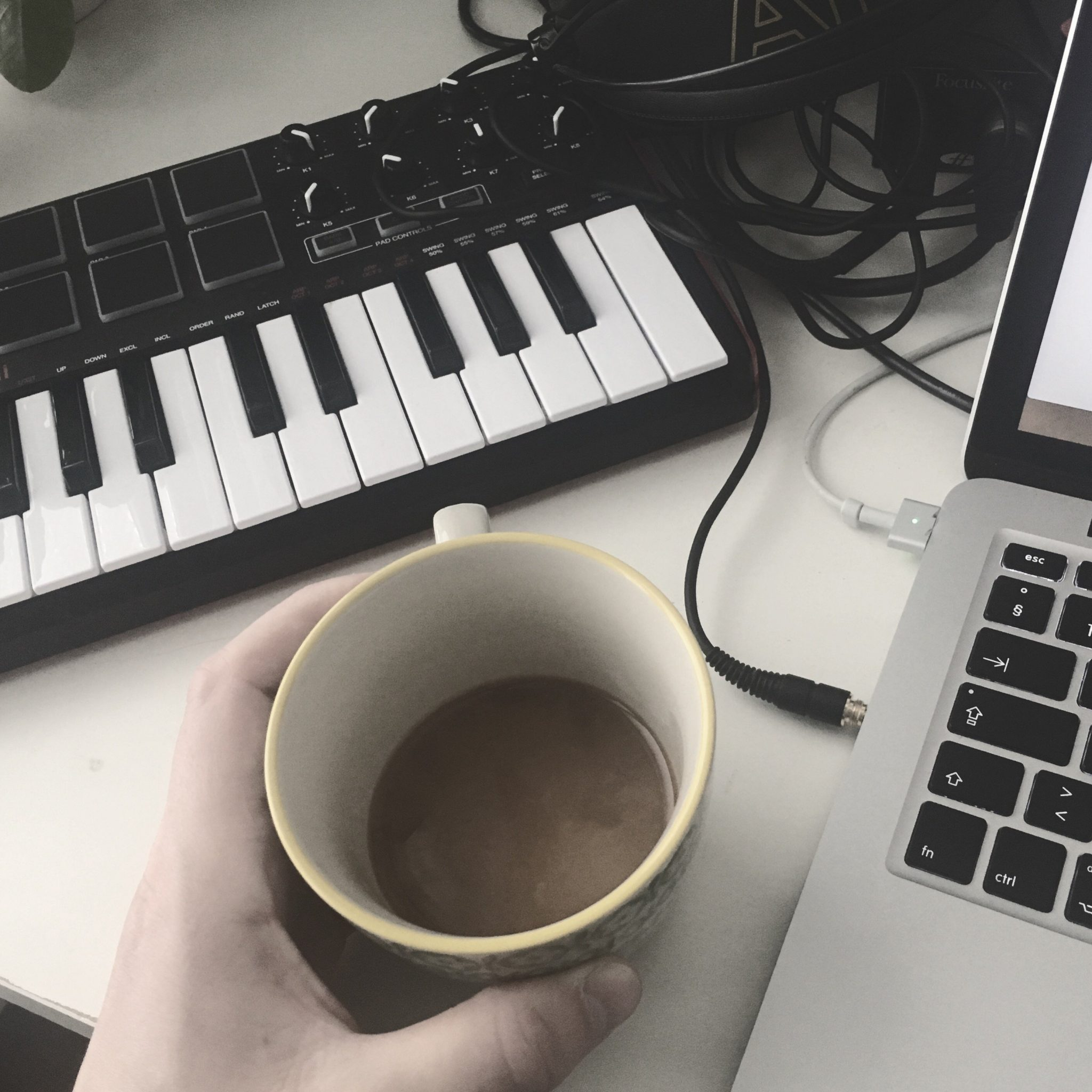 Writing one song at a time or multiple songs simultaneously - That's the big question