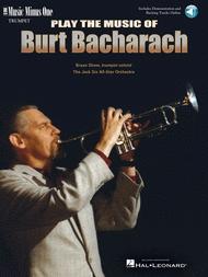 Play the Music of Burt Bacharach Sheet Music by Burt Bacharach