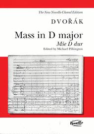Mass In D Op.86 Sheet Music by Michael Pilkington