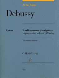 At the Piano - Debussy Sheet Music by Claude Debussy