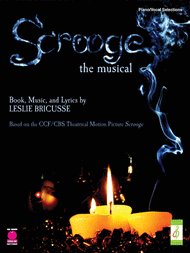 Scrooge Sheet Music by Leslie Bricusse