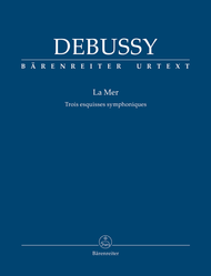 La Mer Sheet Music by Claude Debussy