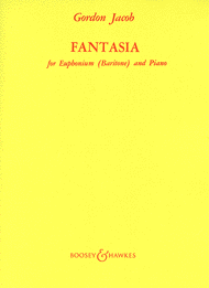 Fantasia Sheet Music by Gordon Jacob