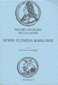Super Flumina Babilonis Sheet Music by Michel-Richard de Lalande