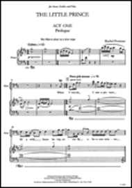 The Little Prince Sheet Music by Rachel Portman