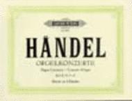 Organ Concerti Vol. 2 Op. 7 Nos. 7-12 Sheet Music by George Frideric Handel