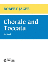 Chorale & Toccata Sheet Music by Robert Jager