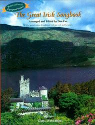 The Great Irish Songbook Sheet Music by Dermot MacMurrough