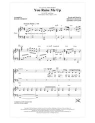 You Raise Me Up (arr. Roger Emerson) Sheet Music by Josh Groban