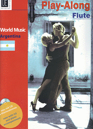 Argentina - Play Along Flute Sheet Music by Diego Collatti