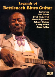 Legends of Bottleneck Blues Guitar Sheet Music by Son House