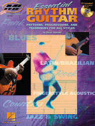 Essential Rhythm Guitar Sheet Music by Steve Trovato
