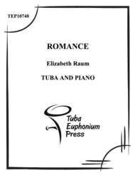 Romance Sheet Music by Elizabeth Raum