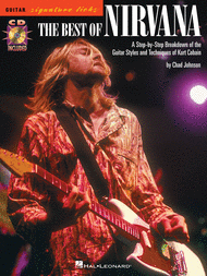 The Best Of Nirvana - Signature Licks Sheet Music by Nirvana