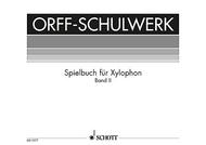 Spielbuch fur Xylophone - 2 Players Sheet Music by Gunild Keetman