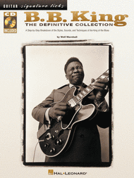 B.B. King - The Definitive Collection Sheet Music by B.B. King