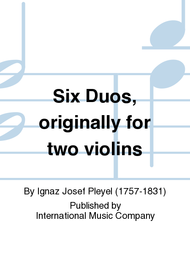 Six Duos