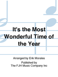 It's the Most Wonderful Time of the Year Sheet Music by Erik Morales