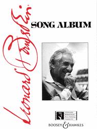 Leonard Bernstein: Song Album Sheet Music by Leonard Bernstein