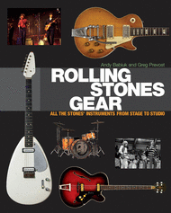 Rolling Stones Gear Sheet Music by Andy Babiuk
