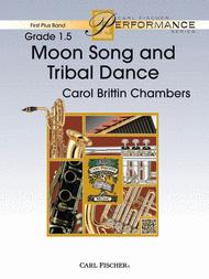 Moon Song and Tribal Dance Sheet Music by Carol Brittin Chambers