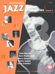 Jazz Guitar Ensembles Level 3 Sheet Music by Christopher Buzzelli