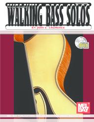 Walking Bass Solos [for Guitar] Sheet Music by John E. Lawrence