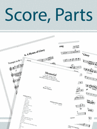How Beautiful - Orchestral Score and Parts Sheet Music by Twila Paris