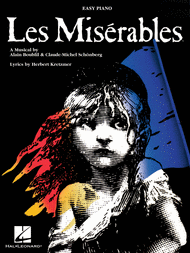 Les Miserables - Easy Piano Sheet Music by Alain Boublil