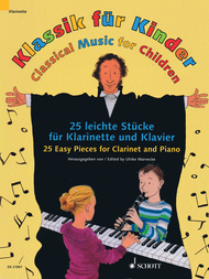 Classical Music for Children Sheet Music by Various