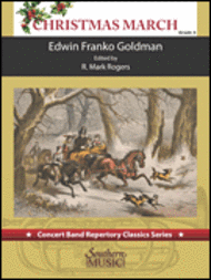Christimas March Sheet Music by Edwin Franko Goldman