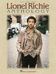 Lionel Richie Anthology Sheet Music by Lionel Richie
