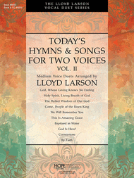 Today's Hymns and Songs for Two Voices