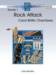 Rock Attack Sheet Music by Carol Brittin Chambers