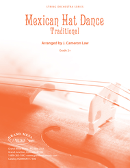 Mexican Hat Dance Sheet Music by Jesus Gonzales Rubio