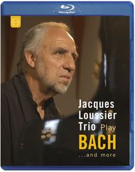 Jacques Loussier Trio Play Bach Sheet Music by Loussier; Arpino; Segonzac
