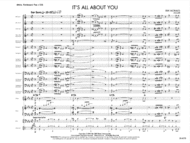 It's All About You Sheet Music by Erik Morales