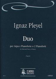Duo (Wien 1796) Sheet Music by Ignaz Josef Pleyel