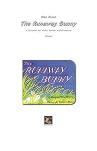The Runaway Bunny (score) Sheet Music by Glen Roven