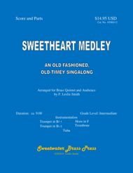 Sweetheart Medley: An Old Fashioned