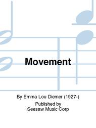 Movement Sheet Music by Emma Lou Diemer