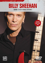 Billy Sheehan -- IMHO (In My Humble Opinion) Sheet Music by Billy Sheehan