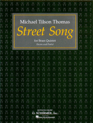 Street Song Sheet Music by Empire Brass