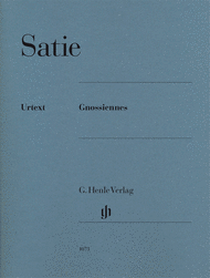 Erik Satie - Gnossiennes Sheet Music by Erik Satie