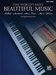 World's Most Beautiful Music Sheet Music by Dan Coates