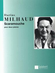 Scaramouche Sheet Music by Darius Milhaud