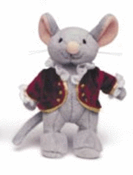 Music for Little Mozarts - Plush Toy -- Mozart Mouse Sheet Music by E. L. Lancaster