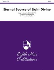 Eternal Source of Light Divine Sheet Music by George Frideric Handel