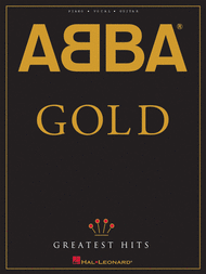 Gold (Greatest Hits) Sheet Music by ABBA