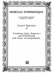 Morceau Symphonique Sheet Music by Felix Alexandre Guilmant